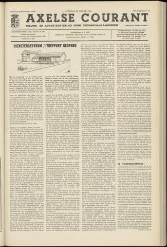 Axelsche Courant 1966-01-22