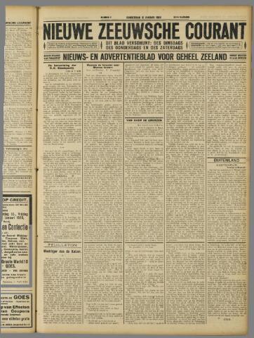 Nieuwe Zeeuwsche Courant 1928-01-12