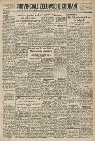 Provinciale Zeeuwse Courant 1946-07-18