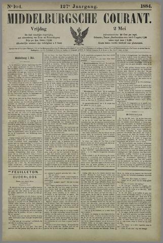 Middelburgsche Courant 1884-05-02