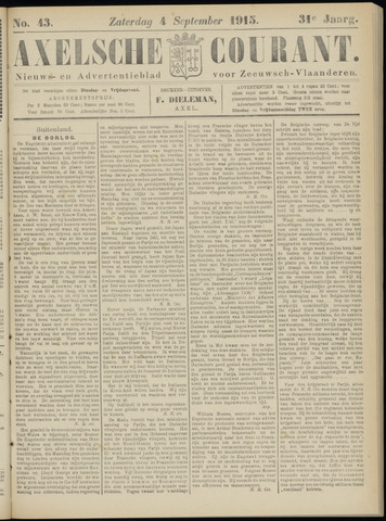 Axelsche Courant 1915-09-04