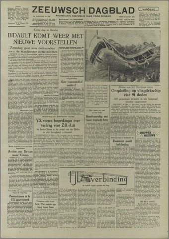 Zeeuwsch Dagblad 1954-05-28