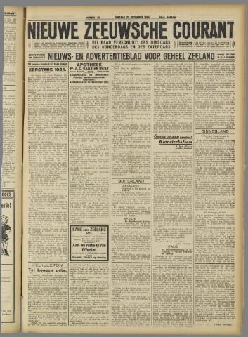 Nieuwe Zeeuwsche Courant 1924-12-23