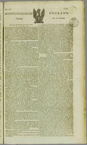 Middelburgsche Courant 1824-10-26