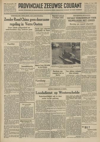 Provinciale Zeeuwse Courant 1952-06-13