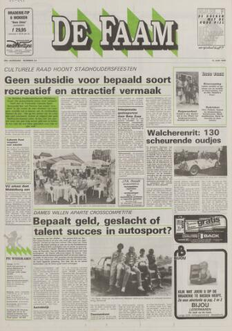 de Faam en de Faam/de Vlissinger 1988-06-15
