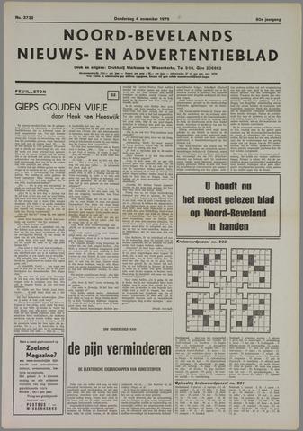 Noord-Bevelands Nieuws- en advertentieblad 1976-11-04