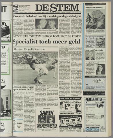 de Stem 1988-10-20