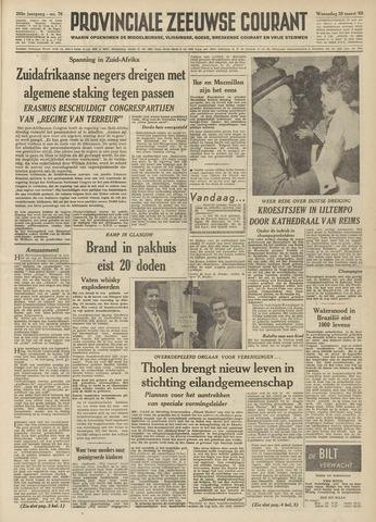 Provinciale Zeeuwse Courant 1960-03-30