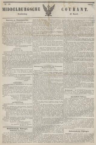 Middelburgsche Courant 1851-03-27