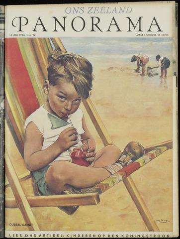 Ons Zeeland / Zeeuwsche editie 1936-07-16