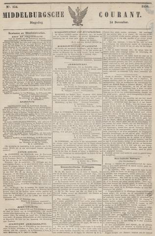 Middelburgsche Courant 1850-12-24