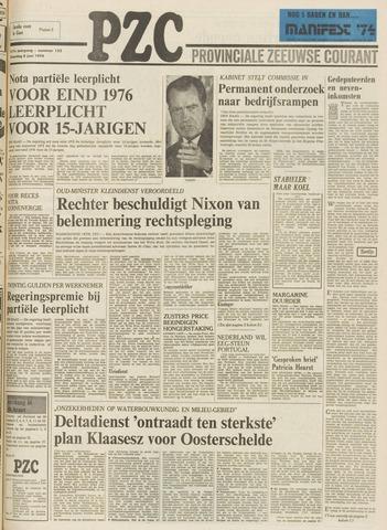 Provinciale Zeeuwse Courant 1974-06-08