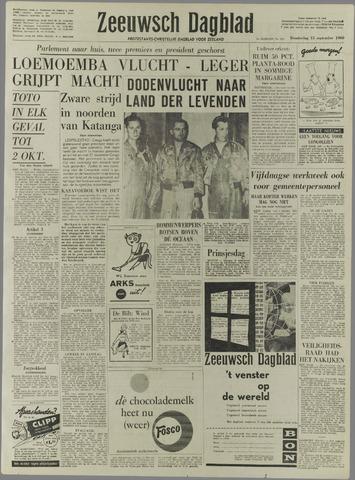 Zeeuwsch Dagblad 1960-09-15
