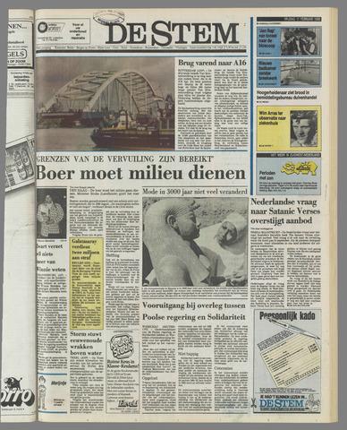 de Stem 1989-02-17