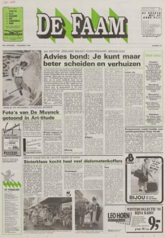 de Faam en de Faam/de Vlissinger 1988-12-07