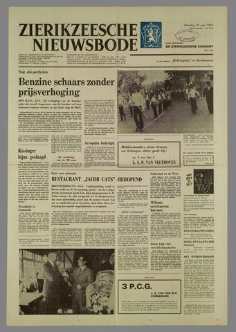 Zierikzeesche Nieuwsbode 1974-05-27
