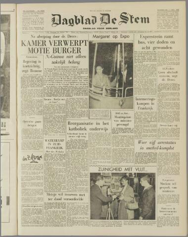de Stem 1958-10-02