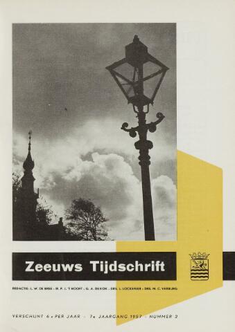 Zeeuws Tijdschrift 1957-03-01