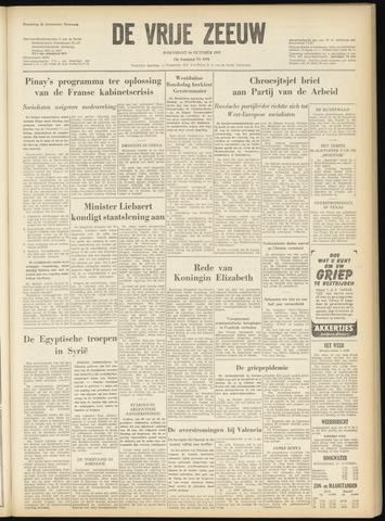 de Vrije Zeeuw 1957-10-16