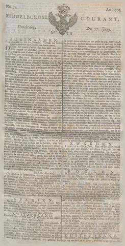 Middelburgsche Courant 1776-06-27