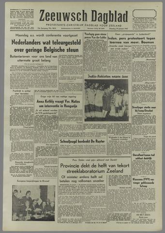 Zeeuwsch Dagblad 1957-01-29