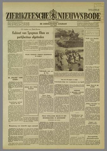 Zierikzeesche Nieuwsbode 1960-04-22