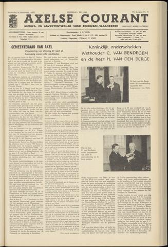 Axelsche Courant 1965-05-01