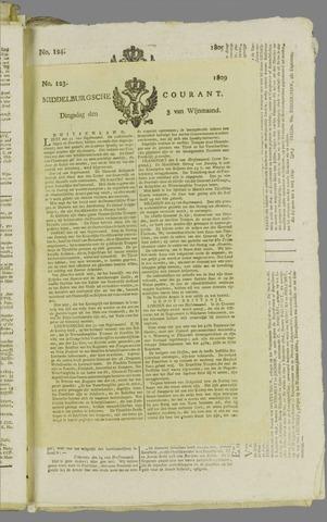 Middelburgsche Courant 1809-10-03