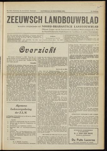 Zeeuwsch landbouwblad ... ZLM land- en tuinbouwblad 1952-12-13
