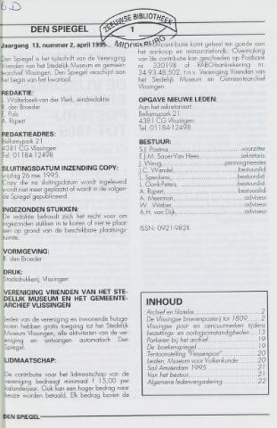 Den Spiegel 1995-04-01