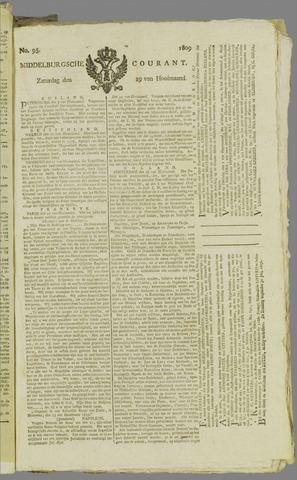 Middelburgsche Courant 1809-07-29