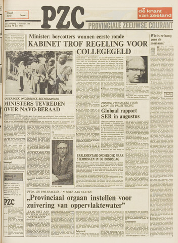 Provinciale Zeeuwse Courant 1973-06-16
