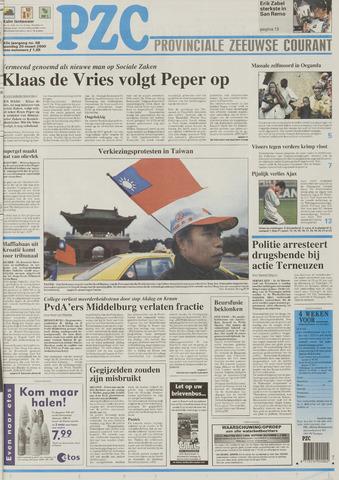 Provinciale Zeeuwse Courant 2000-03-20
