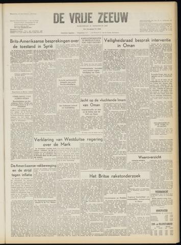 de Vrije Zeeuw 1957-08-21