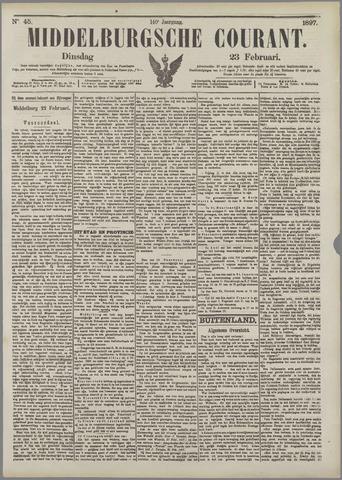 Middelburgsche Courant 1897-02-23
