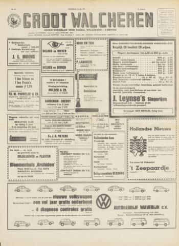 Groot Walcheren 1970-05-28