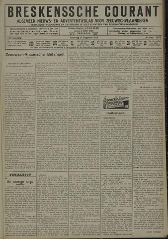 Breskensche Courant 1928-08-11