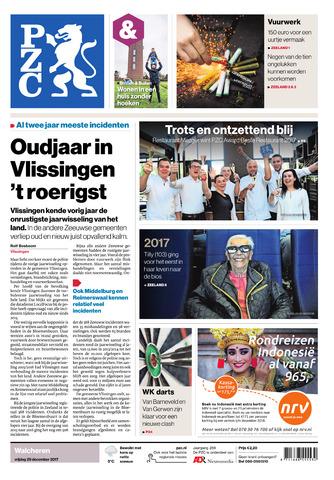 Provinciale Zeeuwse Courant 2017-12-29