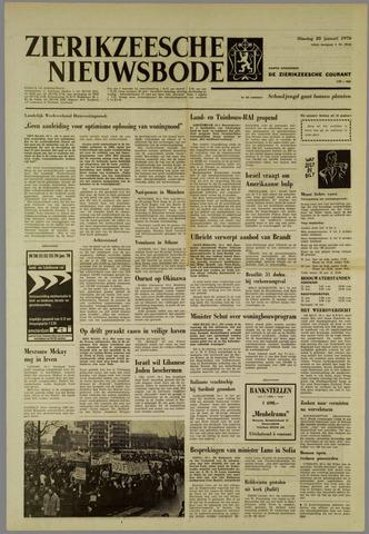 Zierikzeesche Nieuwsbode 1970-01-20