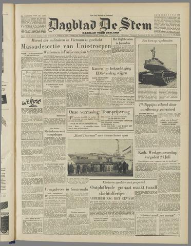 de Stem 1954-07-03