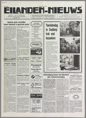 Eilanden-nieuws. Christelijk streekblad op gereformeerde grondslag 1989-07-28
