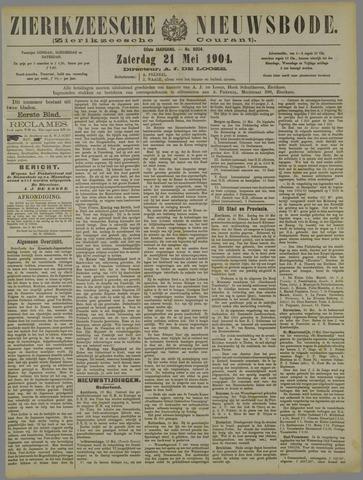 Zierikzeesche Nieuwsbode 1904-05-21
