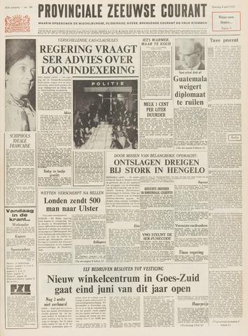 Provinciale Zeeuwse Courant 1970-04-04