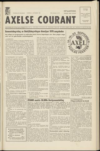 Axelsche Courant 1969-09-06
