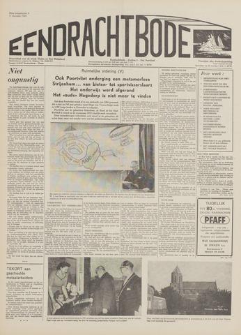 Eendrachtbode (1945-heden)/Mededeelingenblad voor het eiland Tholen (1944/45) 1969-12-11