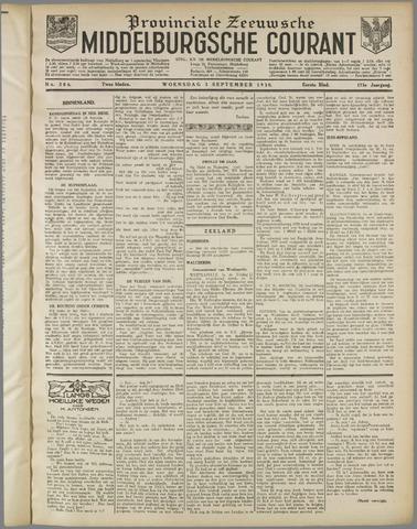 Middelburgsche Courant 1930-09-03