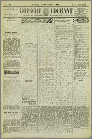 Goessche Courant 1924-12-30