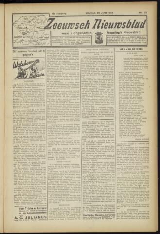 Zeeuwsch Nieuwsblad/Wegeling's Nieuwsblad 1935-06-28
