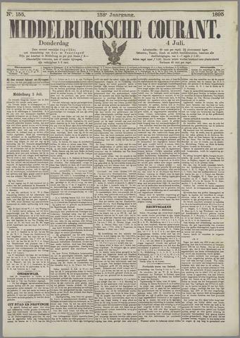 Middelburgsche Courant 1895-07-04